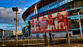 Arsenal at Emirates Stadium