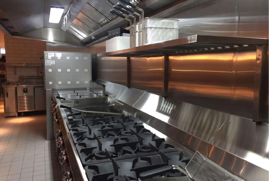 Commercial Kitchen Maintenance Services In London Advance Catering