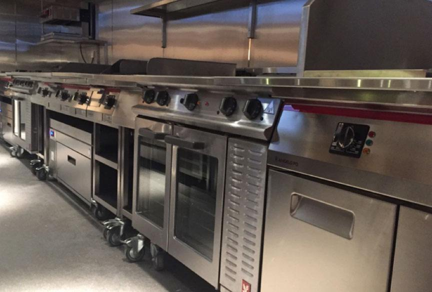 Commercial Kitchen Equipment selection
